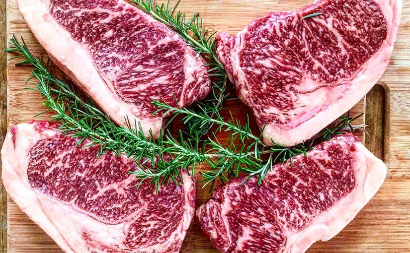 Dica de churrasco: atenção ao marmoreio da carne